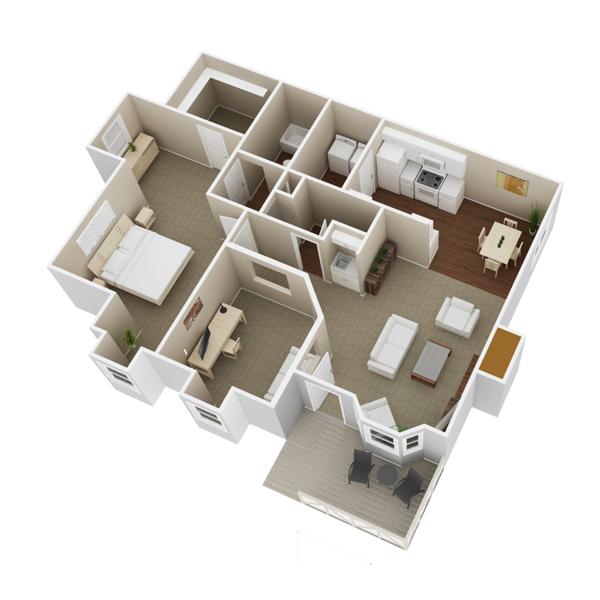 Windemere Apartments: Windemere At Tallgrass Floor Plans